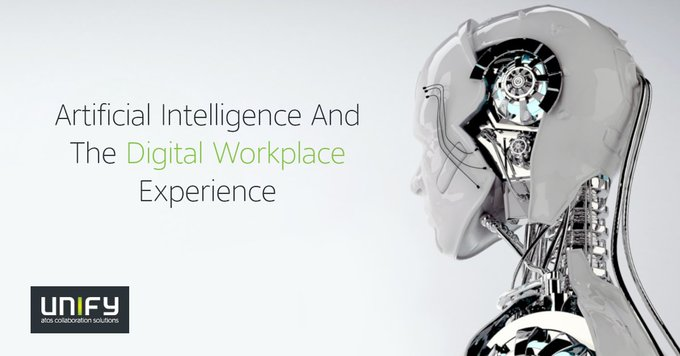 """Instead of seeing a threat of being """"replaced,"""" workers should think of #AI technologies..."""