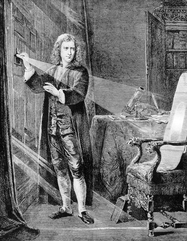 Happy Birthday to Sir Isaac Newton, born #onthisday (according to the Gregorian calendar) in 1643. Newton discovered the law of universal gravitation, the three laws of motion, is credited for co-developing calculus, and invented the first working reflecting telescope.