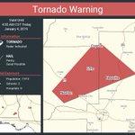 Image for the Tweet beginning: Tornado Warning including Newton AL,