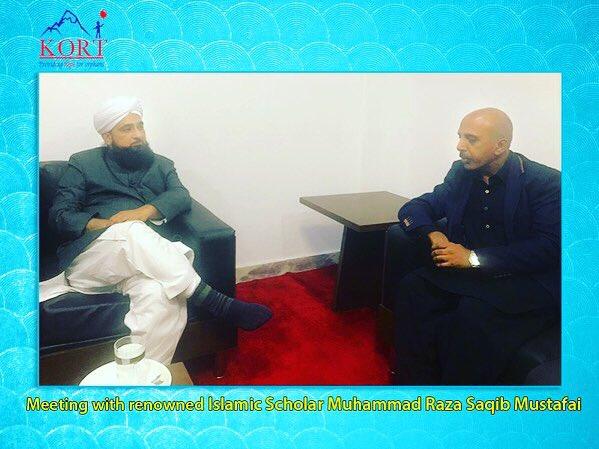 Kort على تويتر Mashaallah Chairman Kort Meets With Muhammad