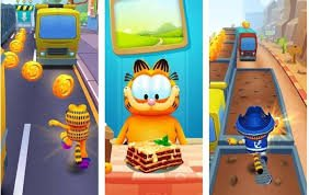 Garfield Rush Hack Mod For Android