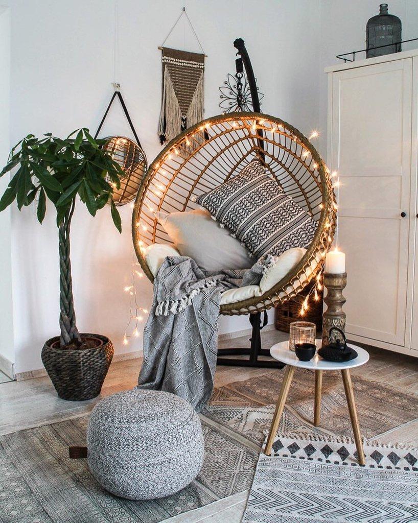 Hangstoel Voor Aan Het Plafond.Furn Nl A Twitter Niet Iedereen Heeft Zin Of Kan Een Hangstoel