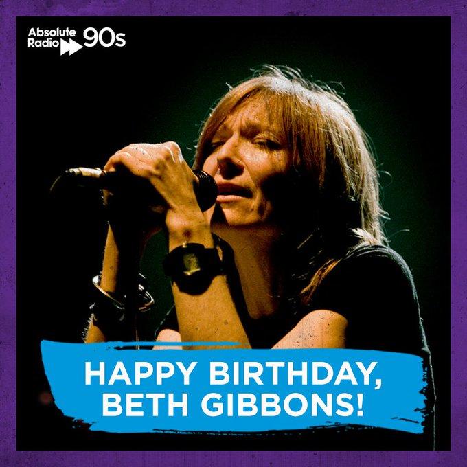 Happy Birthday to Beth Gibbons. Favourite lyrics by her?