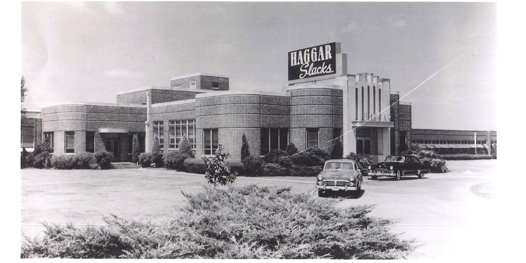 Happy #NationalTriviaDay! Do you know what year Haggar was founded?