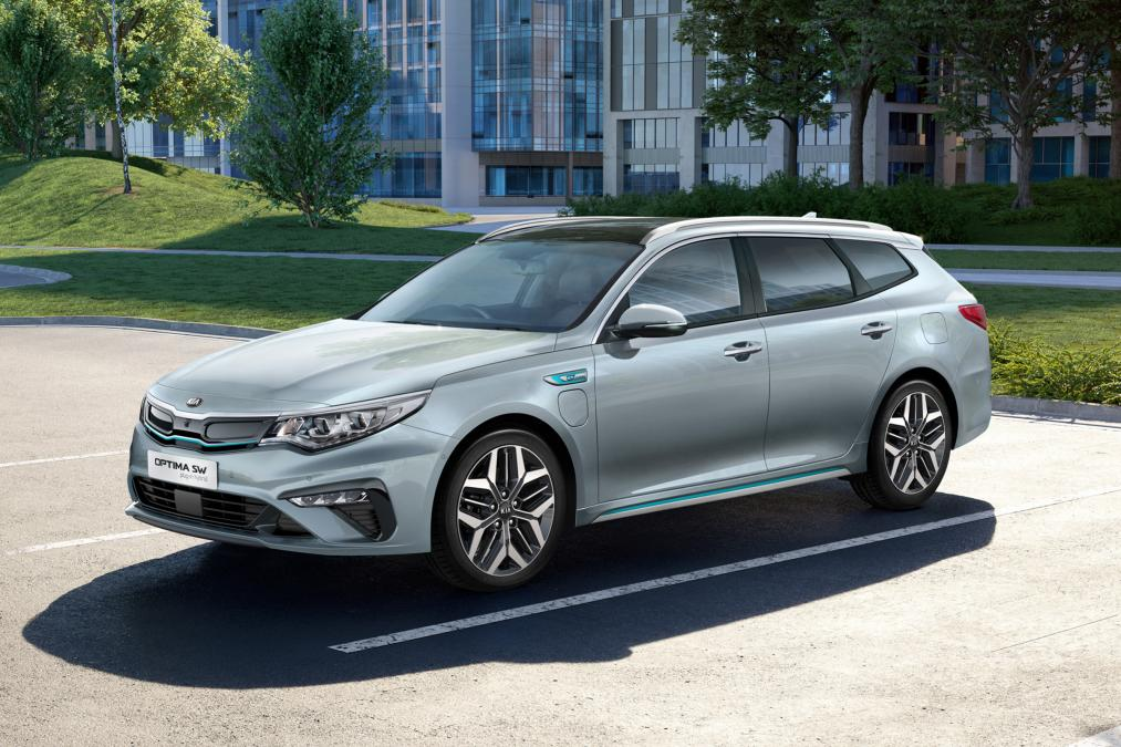 News Uk Prices And Specs Revealed For The Updated Kia Optima Phev Gtgt