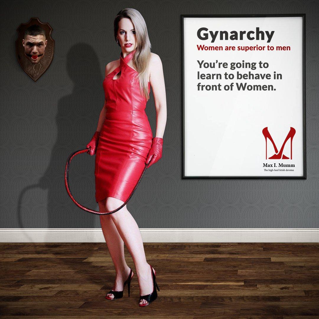 Matriarchy Femdom Captions