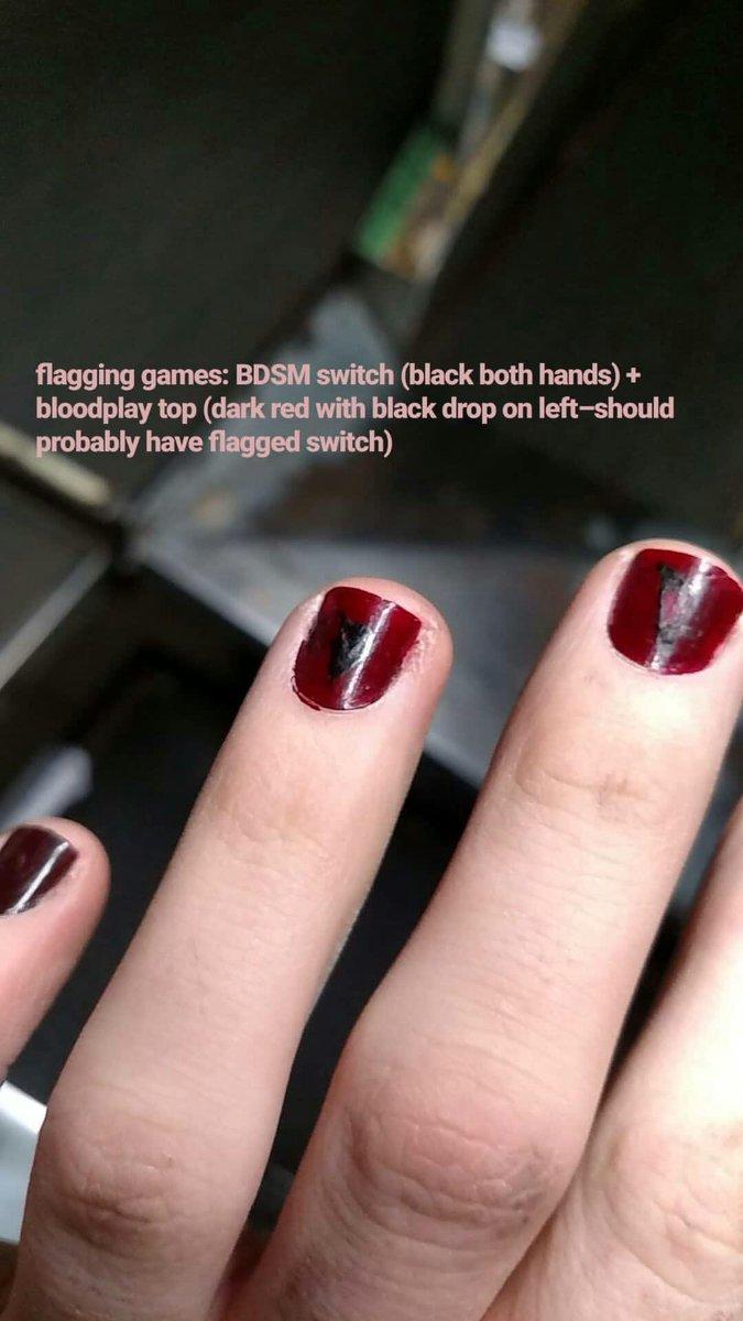 Code nail polish femme flagging Chicago Deals