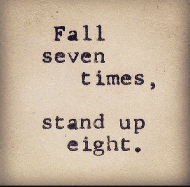 Avoid Failure, Prevent Progress Avoid Fear, Prevent Growth. #dontgiveup #mindset #Growth #wellbeing #LifeLessons