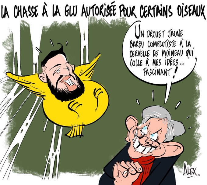 Les gilets jaunes  - Page 2 DwEXh85X0AAlLr1?format=jpg&name=small