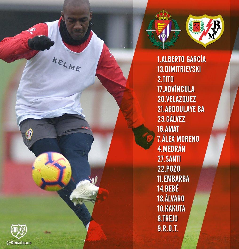 DwEZYVFXgAAv06d Michel convoca a 18 jugadores para viajar a Valladolid - Comunio-Biwenger