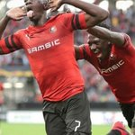 Image for the Tweet beginning: UEFA : Ismaila Sarr parmi
