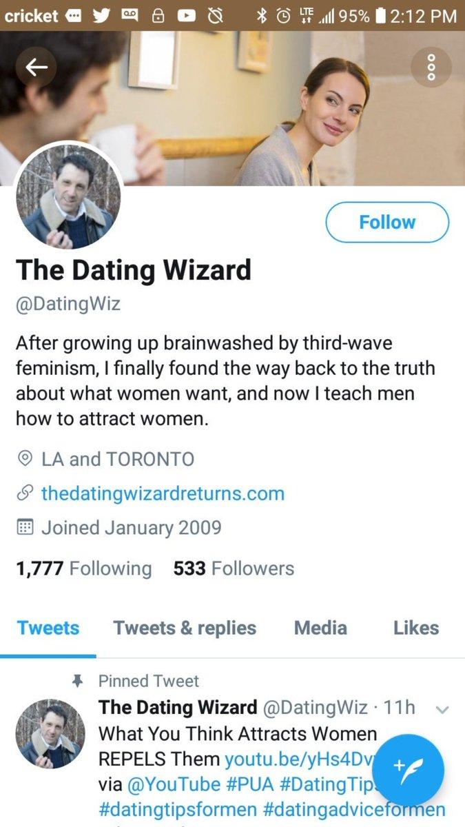 Dating Wizard Toronto