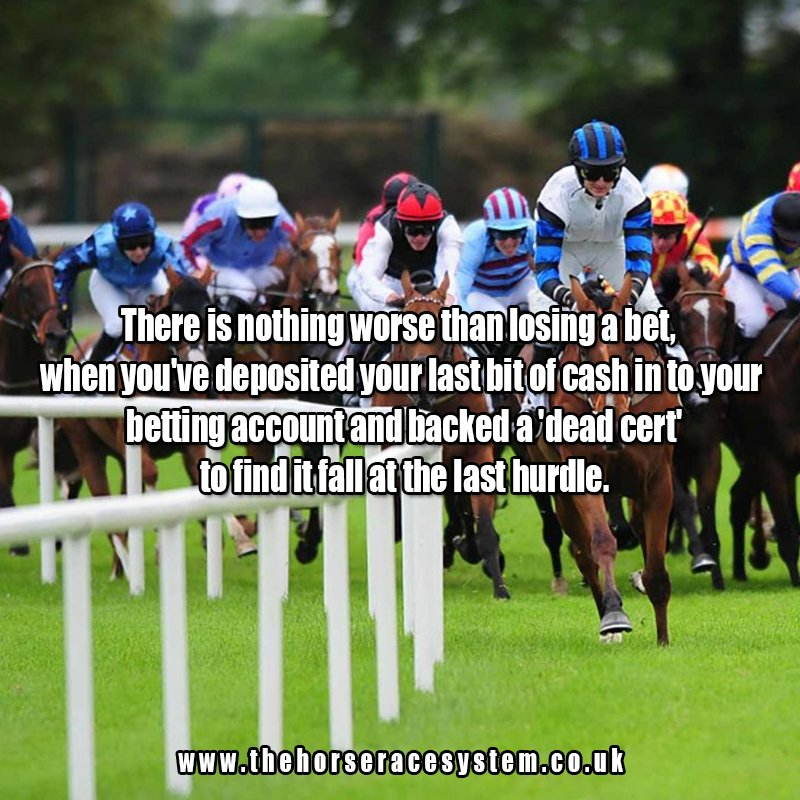 Horse racing quotes betting bitcoins value 2009 chrysler