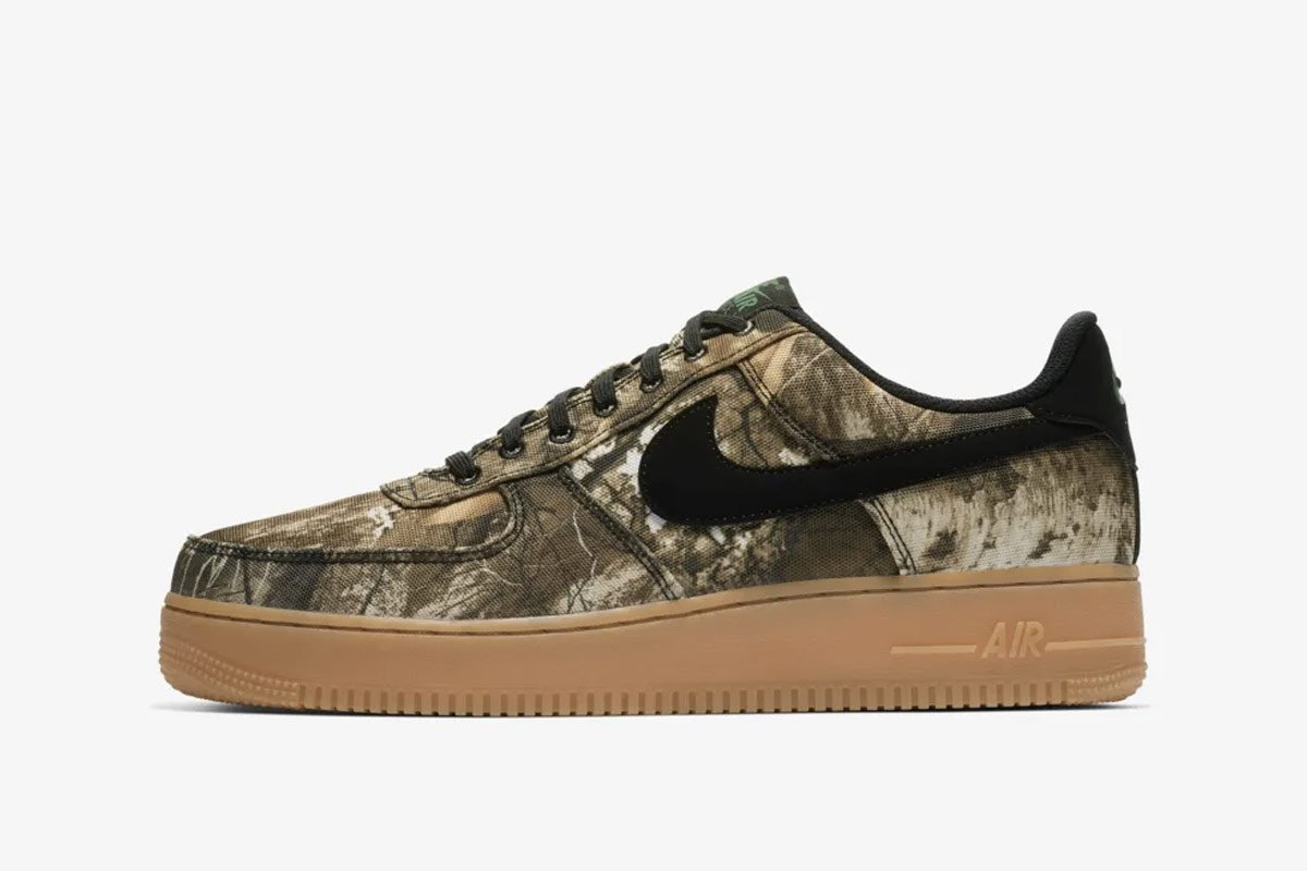 separation shoes 56876 65342 nike proves that realtree camo is here to stay with a new air force 1 pack