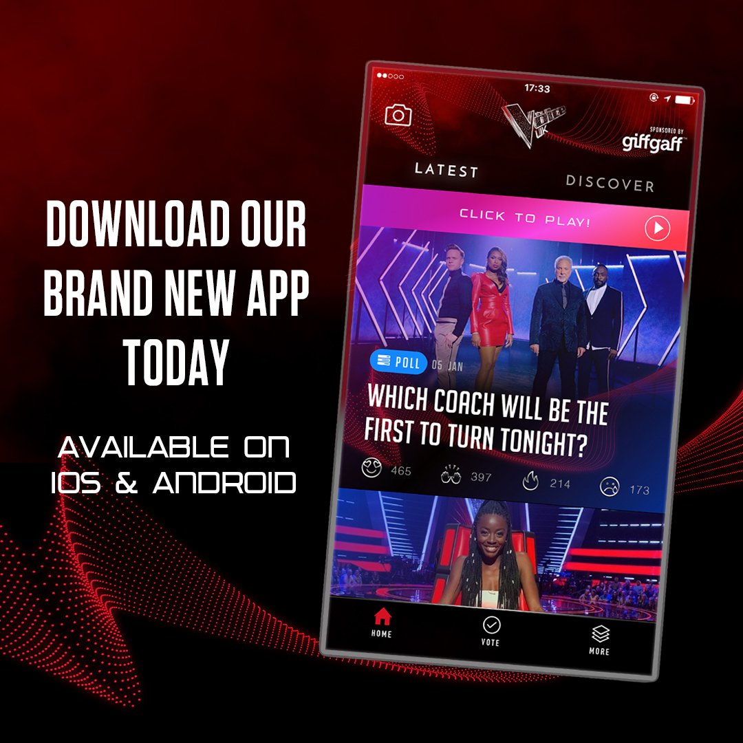 the voice uk 2019 app download