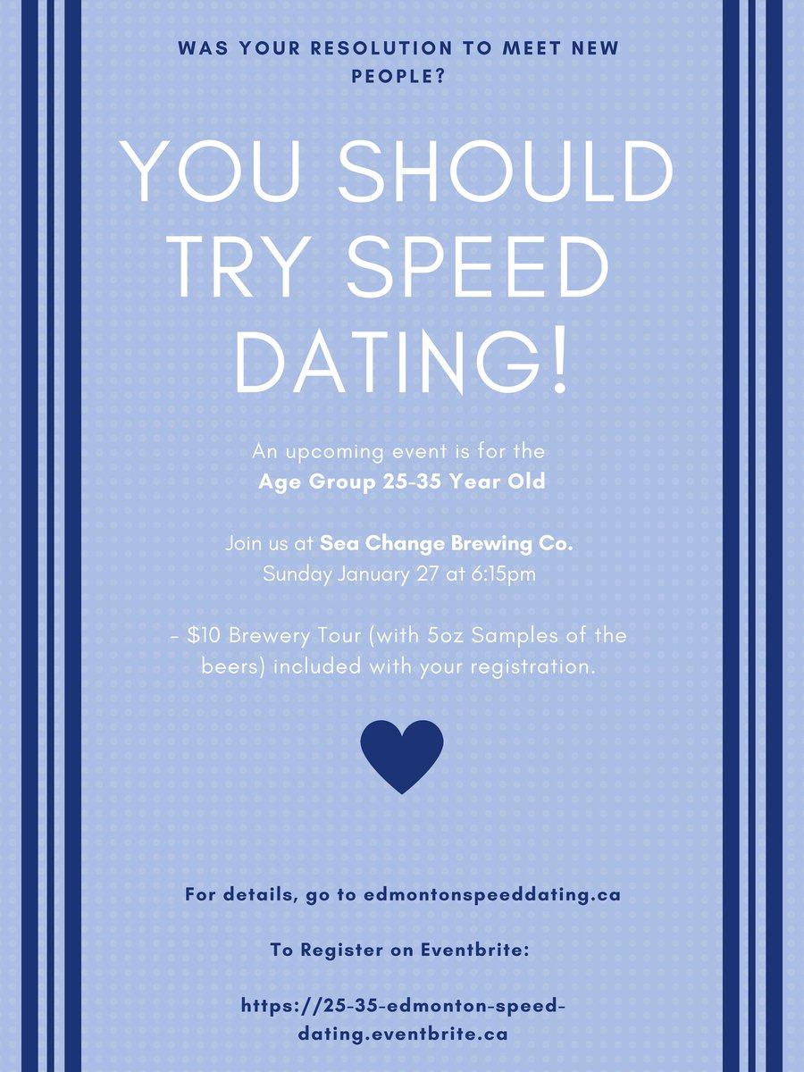 Speed Dating à Edmonton