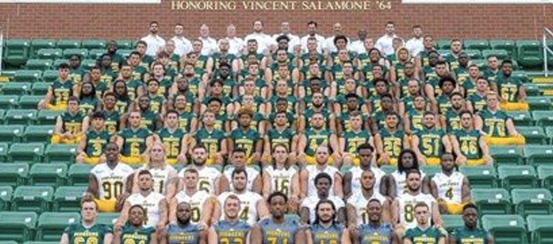 @liupostpioneers @LIUPFB #POSTBOYZ getting it done on the field and in the classroom !! 56 Postboyz > 3.0 22 Postboyz > 3.5  Proud and appreciate you always !