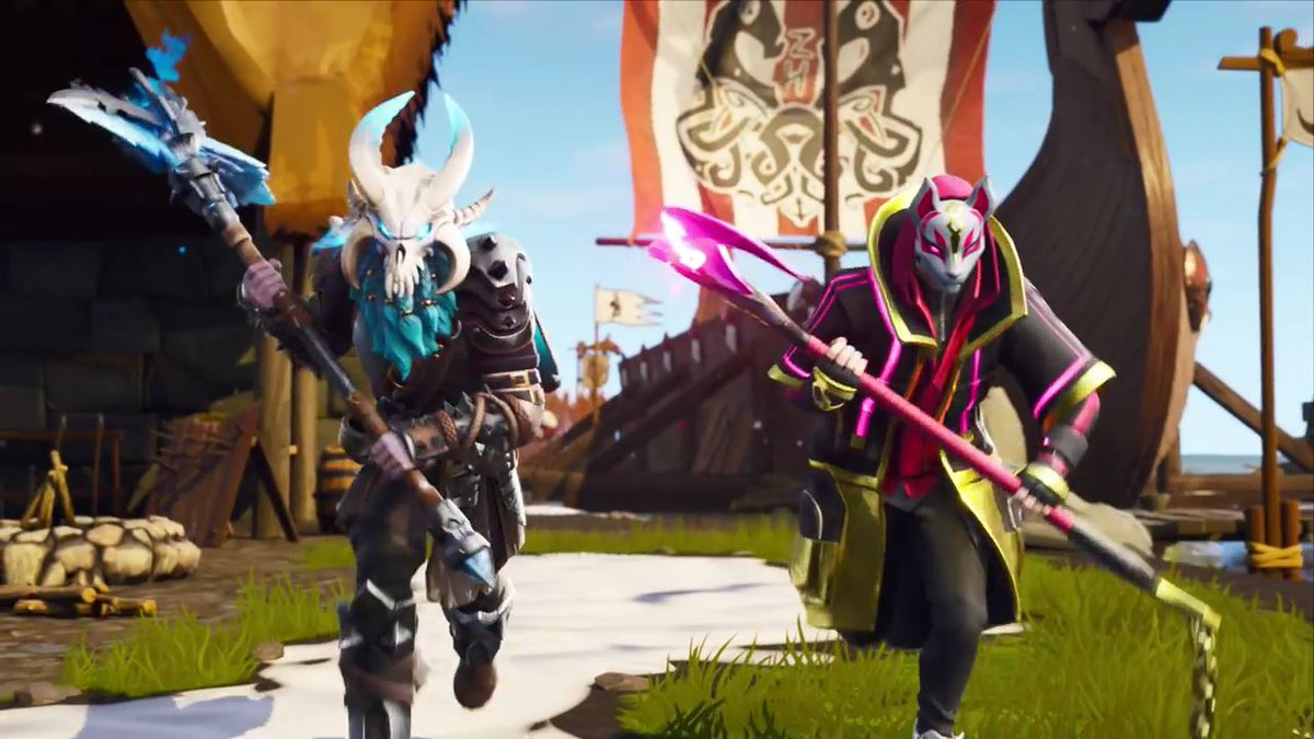 Umg Events On Twitter Drop Into Battle For The Next Fortnite