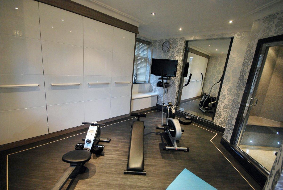 Gap interiors modern home gym image no photo by