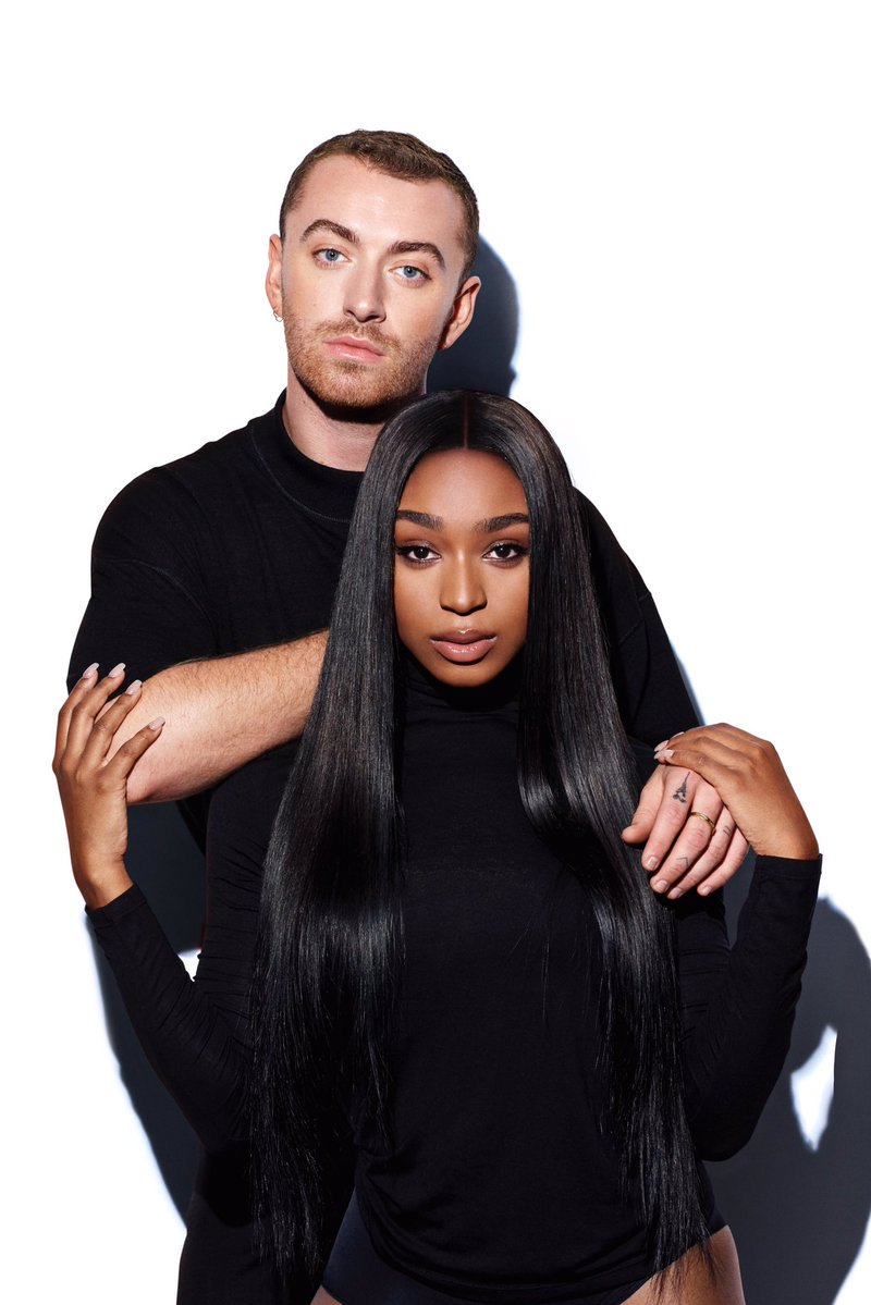 #DancingWithAStranger comes out next week!!! 🙌🙌🙌   📸: @Normani x @samsmith