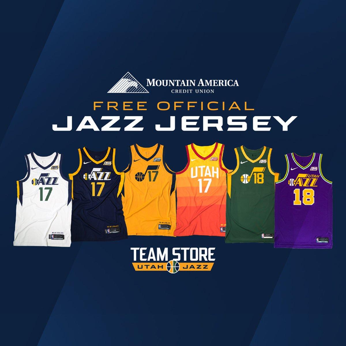 official photos 1ba9c ff16d Utah Jazz on Twitter: