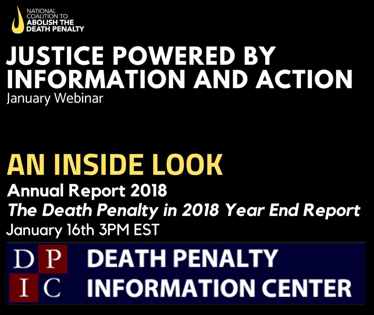 death penalty special interest groups