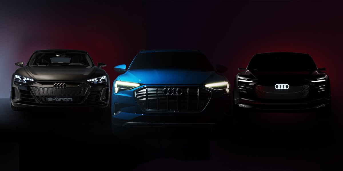 The biggest night in sports deserves an electrifying moment.   Come Feb. 3, see how we'll deliver in the second quarter: http://audi.us/2Vs0DnW
