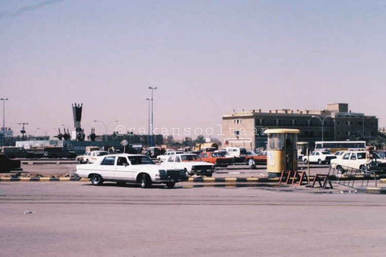 Rakan Sooltaan On Twitter مطار الرياض القديم عام ١٩٨٠م