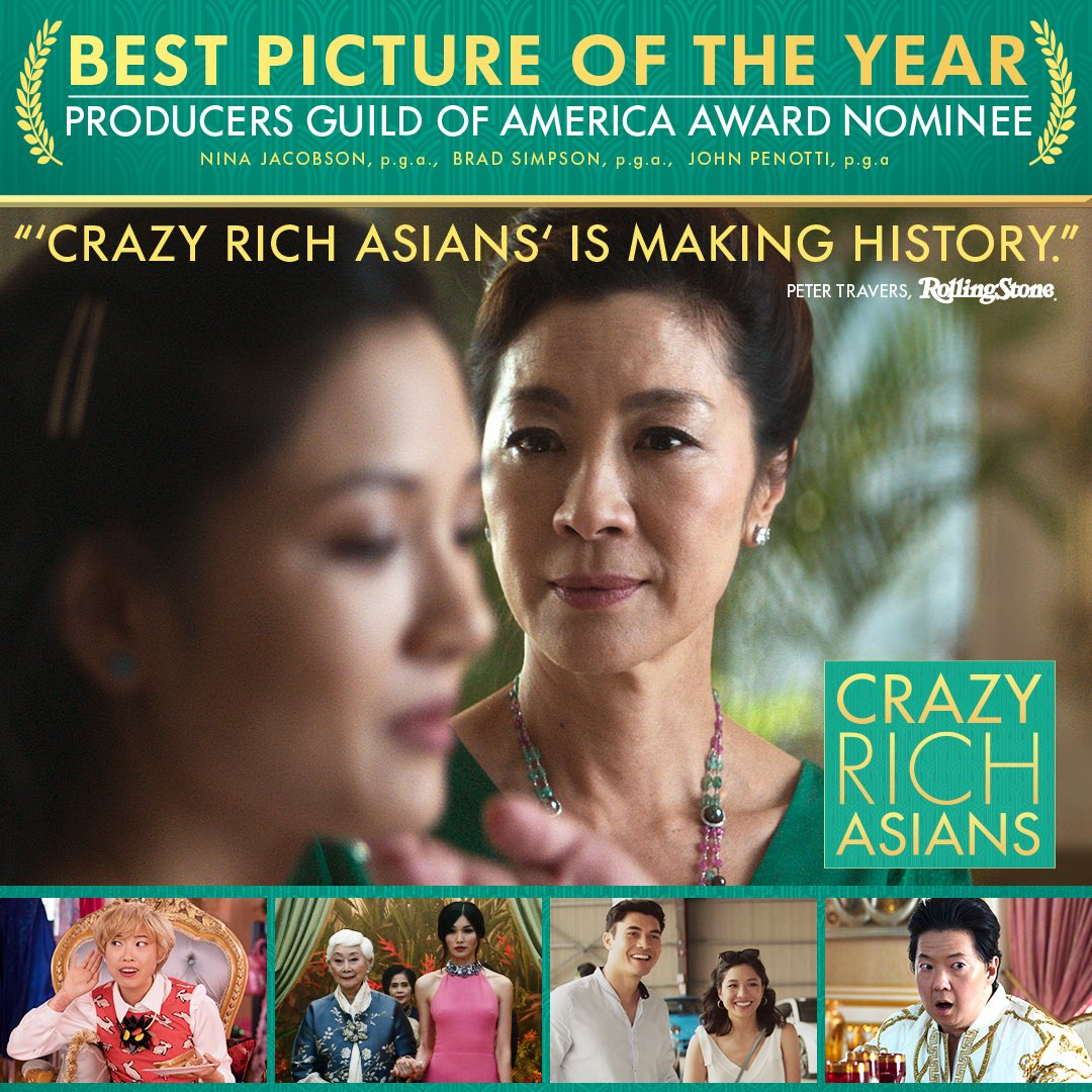 Crazy Rich Asians on Twitter: