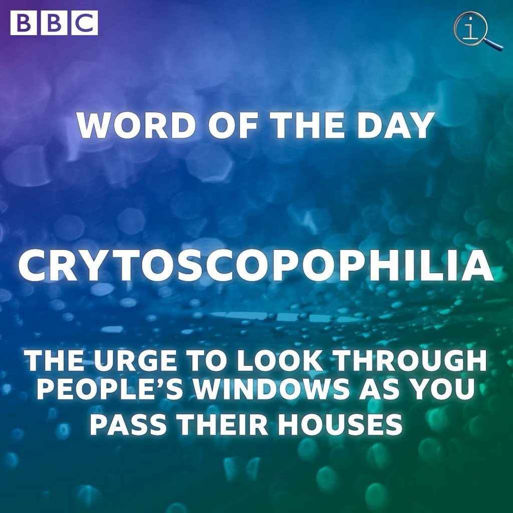 crytoscopophilia hashtag on Twitter