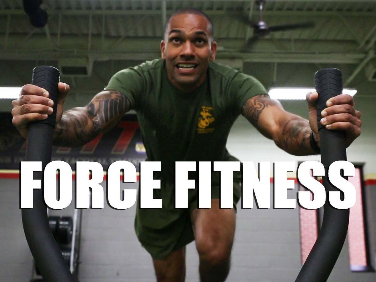 New Year, New Me The Corps has rolled out a new physical fitness program to make each Marine a better warrior.