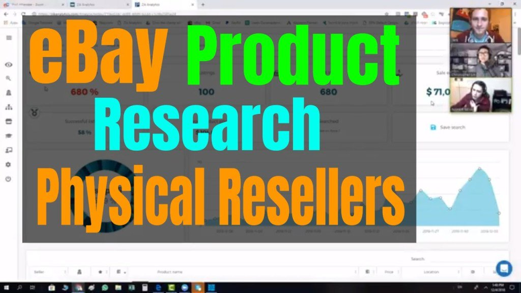 Sonicserve On Twitter Ebay Product Research For Physical Ebay Resellers Chris Lin Meets Nahar Geva Https T Co Ibmxq9y8wm