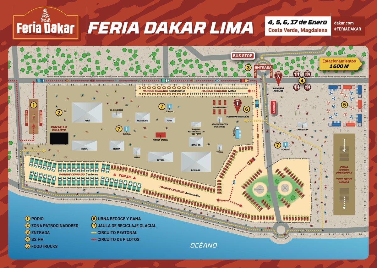 2019 41º Rallye Raid Dakar - Perú [6-17 Enero] - Página 3 DwFxyDgX4AIl_ed