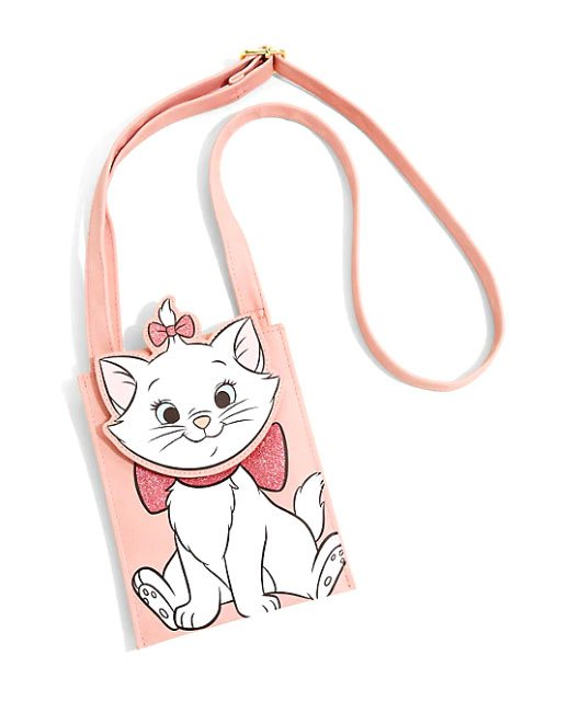 RT & follow @Loungefly for the chance to win this @BoxLunchGifts exclusive Aristocats Marie glitter crossbody bag!
