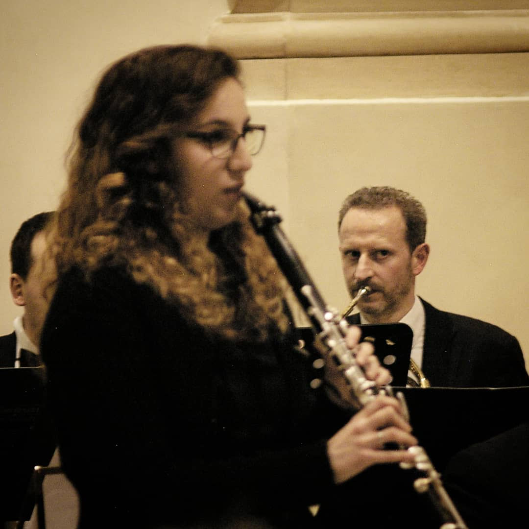 """In attesa del #concertodicapodanno  12 gennaio 2019  """"The clarinet chose me more than I chose the clarinet."""" ANAT COHEN  #musica #musically #music #orchestra #musicians #clarinet #instrumental #4gennaiopic.twitter.com/aLFwRlHeZd"""