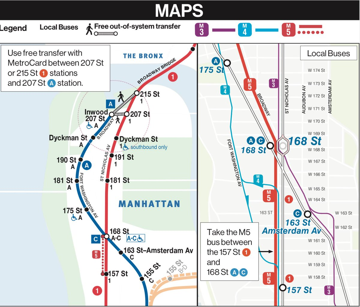 Mta Subway Map Elevators.Nyct Subway On Twitter Reminder Beginning Tonight At Midnight