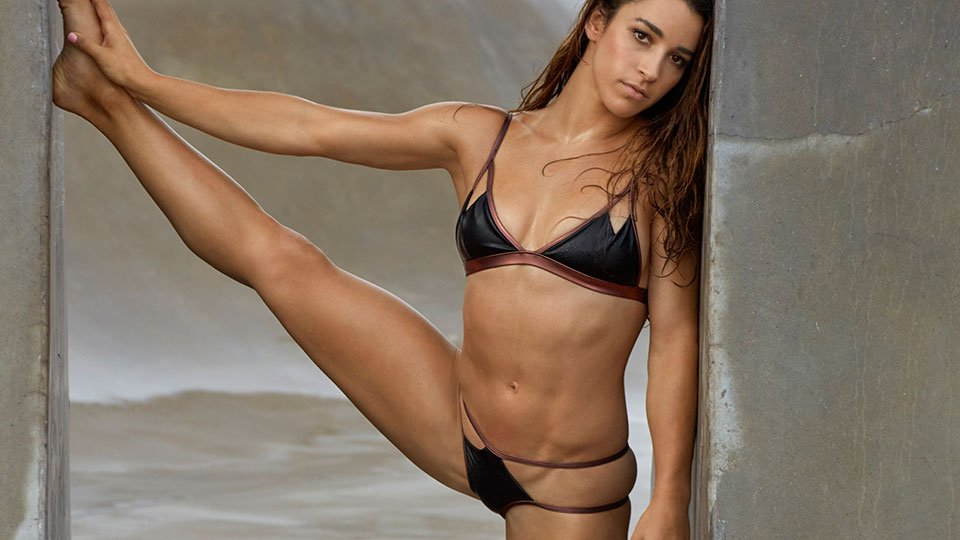 Aly Raisman SI Swimsuit Model Page - Swimsuit   SI.com
