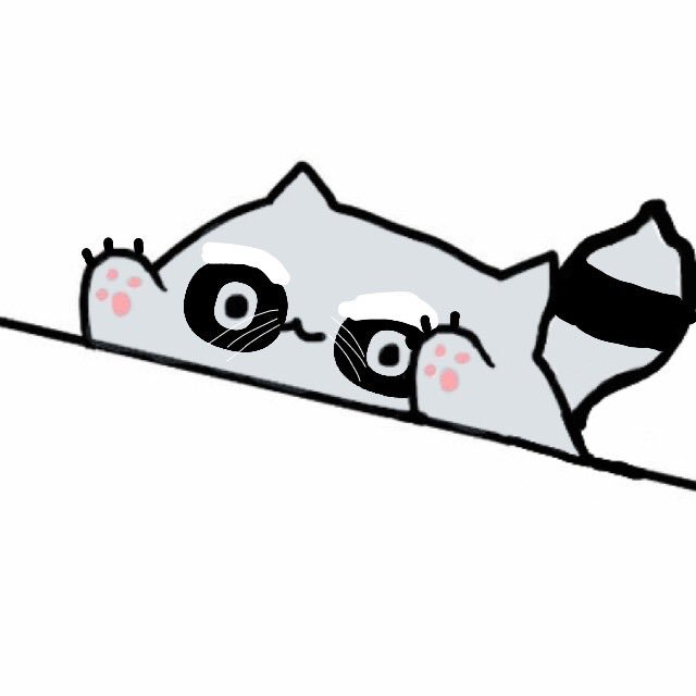 Moocher Tall On Twitter Raccoon Bongo Cat I Made