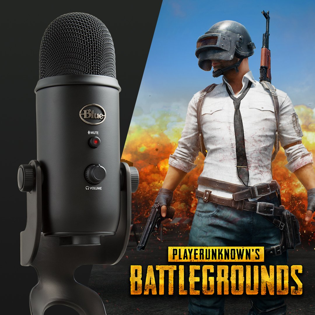 Blue Microphones On Twitter Two Pubg Bundles Now Available Get