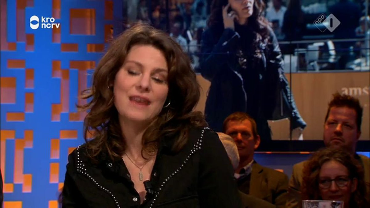 Rifka Lodeizen over haar rol als Astrid Holleeder in Judas