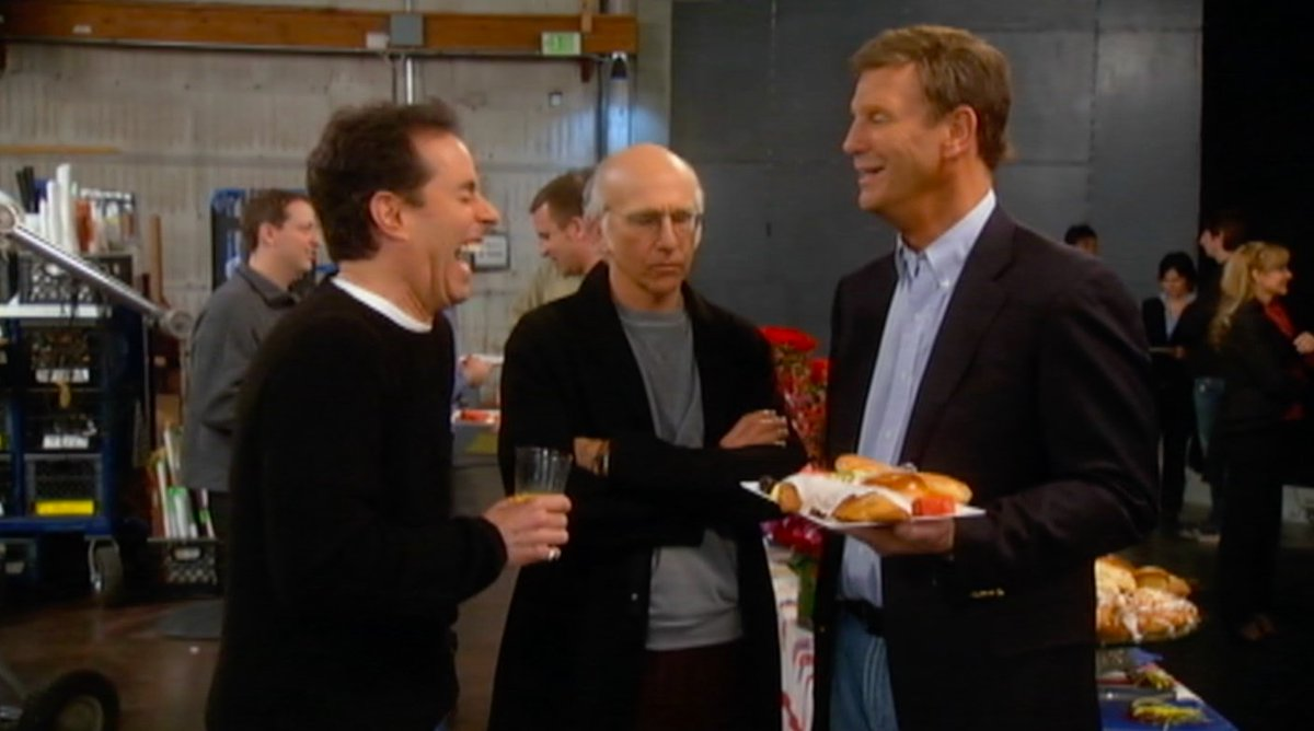 Jerry Seinfeld honors Bob Einstein, who died this week, with loving, laugh-filled tribute