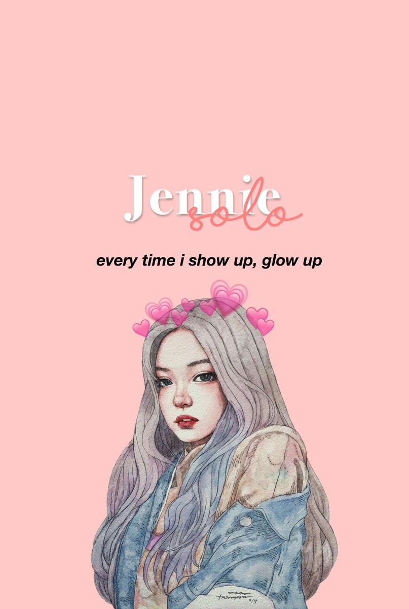 7000 Wallpaper Black Pink Jennie  Terbaik