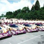 Image for the Tweet beginning: Jaguar - Le Mans