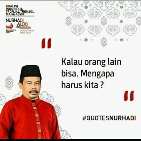 Quotes Nurhadi Aldo 2