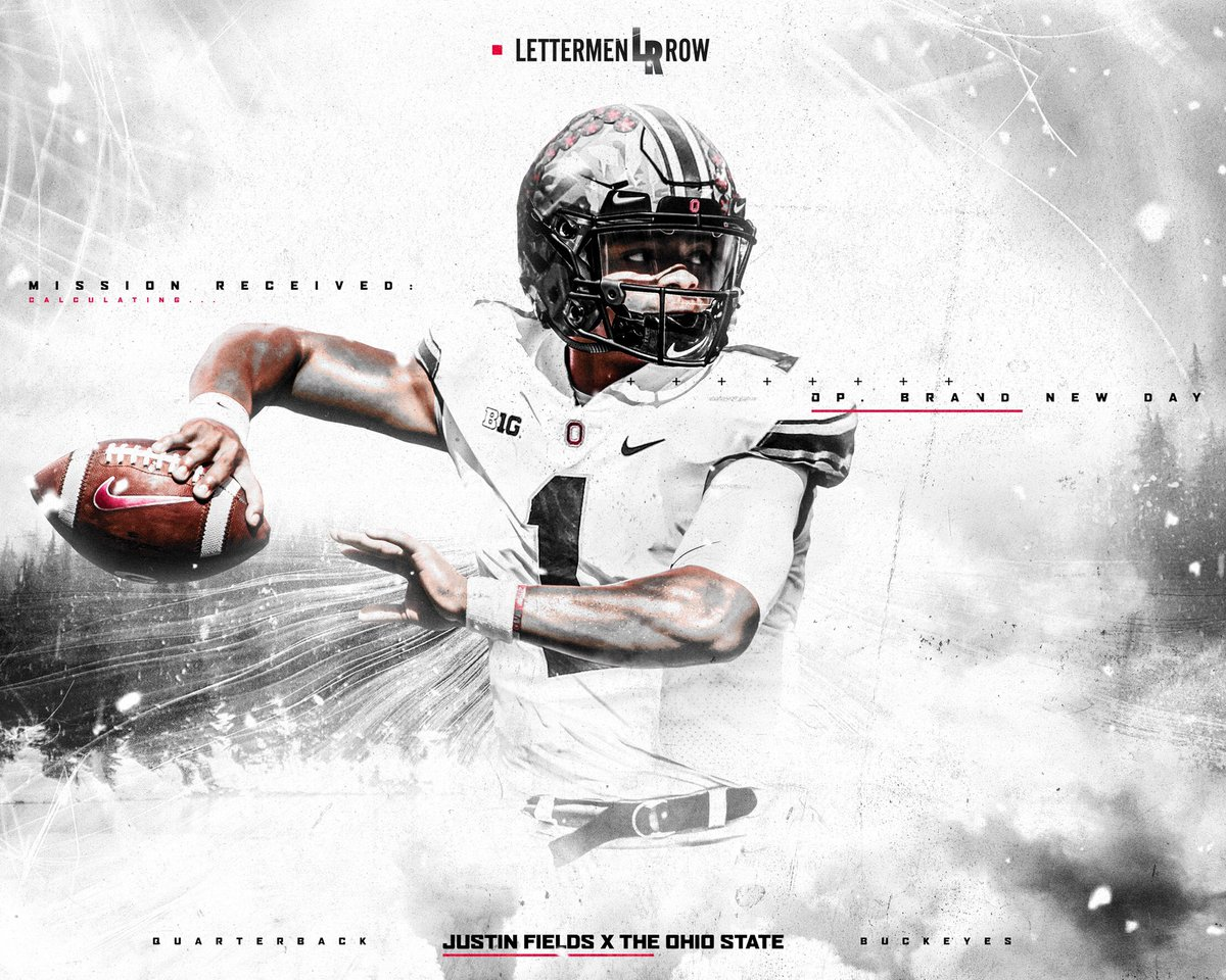 Lettermen Row Pa Twitter Early Friday We Reported That Justin Fields Would Officially Be At Ohio State This Weekend And He Is Now Officially A Member Of The Buckeyes How Will He Check out our justin fields selection for the very best in unique or custom, handmade pieces from our shops. lettermen row pa twitter early friday