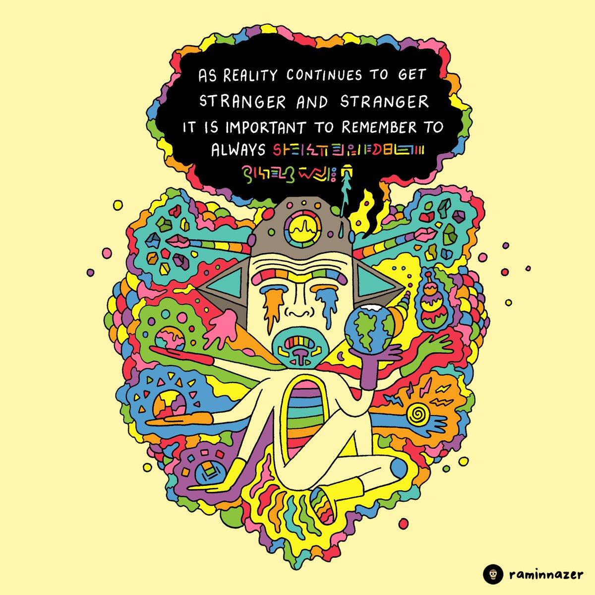 STRANGER AND STRANGER (raminnazer.com)
