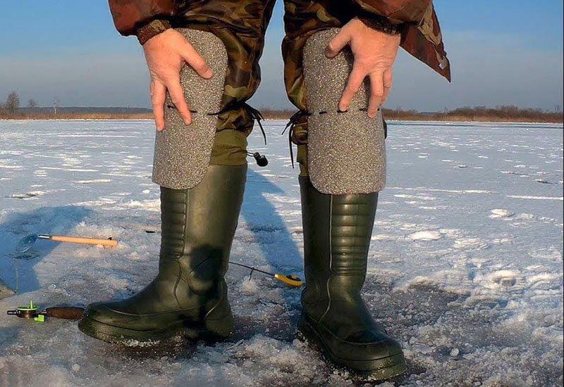 Наколенники для зимней рыбалки Norfin из эва