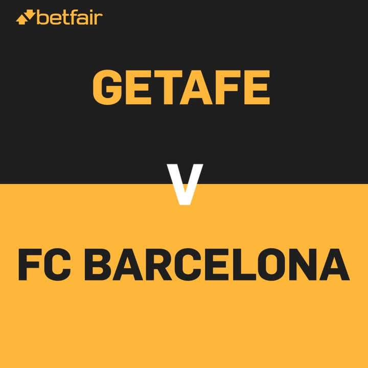 �� Barça are unbeaten in the last 11 games against Getafe �� Watch the full preview below from @Betfair https://t.co/dYGfoJsh5t