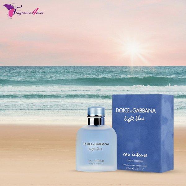 @DolceGabbana Light Blue Eau Intense Pour Homme EDP 3.3 oz Spray for Men exclusively Online @ #Fragrances4ever. http://bit.ly/2Vve2vB  #dolcegabbana #perfume #dolcegabbanalightblue #parfum #dolcegabbanaperfume #dolcegabbanalightbluewomen #dolcegabbanamen #dolcegabbanaperfumespic.twitter.com/nYemfdNnLQ