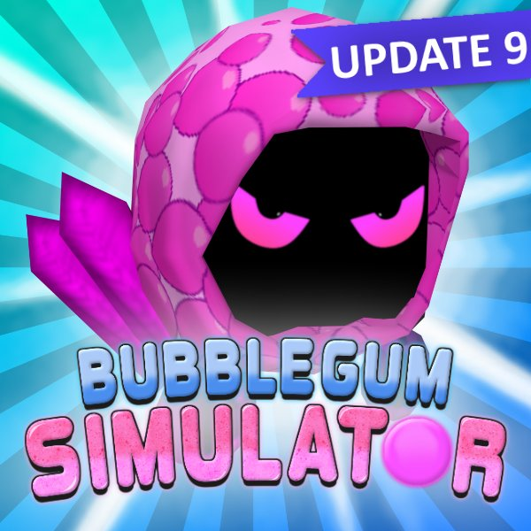 Isaac On Twitter Bubble Gum Simulator Update 9 Is Finally Here Check Out The New Candy Land World Free Dominus Pet And So Much More Use Code Candy For Free Candies To